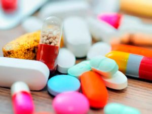 Медикаментозного взаимодействия