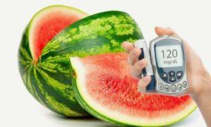 Арбуз при диабете