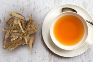 Чай из коры осины