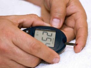 Диабетики со вторым типом заболевания