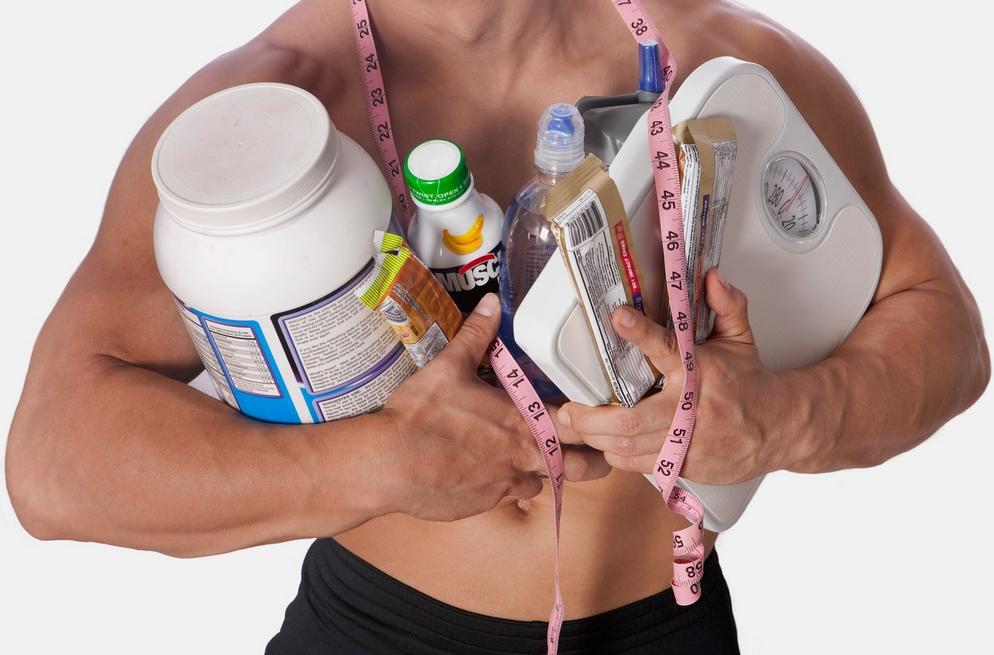 Спортивная диета рацион питания