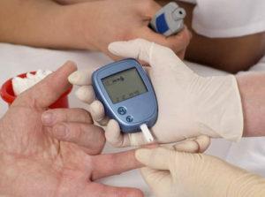 При инсулиннезависимом типе СД