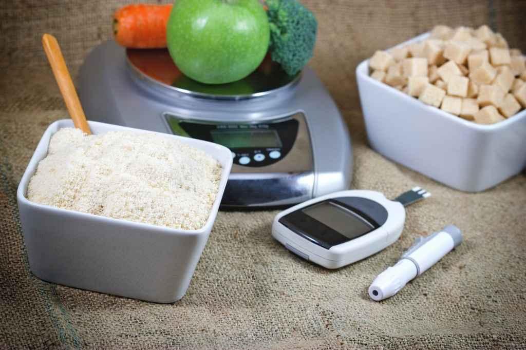 Сбалансированная диета при сахарном диабете