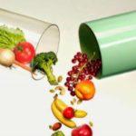 Недостаточное количество витаминов