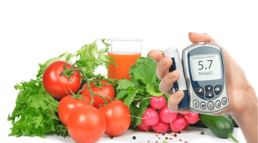 Правильно питаться при диабете