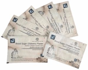 Blood Sugar Diabetic Plaster