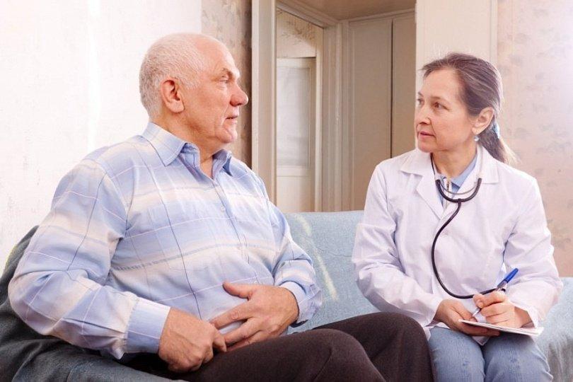 Диабетики пожилого возраста