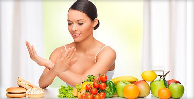 Формируется привычка правильного питания