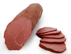 Копченые и полукопченые колбасы