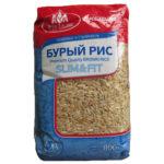 Неочищенный бурый рис