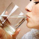 Нормализация жидкости в организм