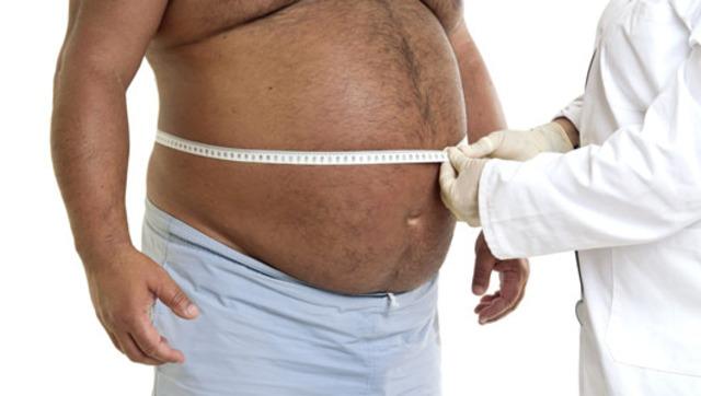 Увеличение объема талии у мужчин