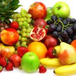 Огромное количество фруктов