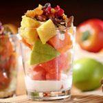 Орехи и ягоды