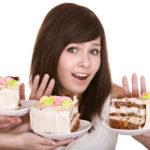 Отказаться от сахаросодержащих и жирных продуктов
