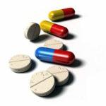 Приеме медикаментозных средств