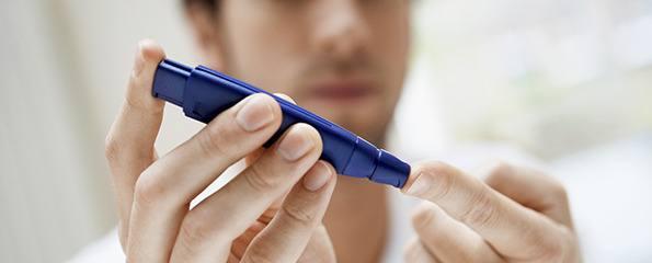 Приступы сахарного диабета у мужчин