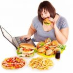Регулярное переедание