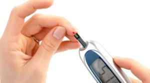 Резкое понижение уровня сахара