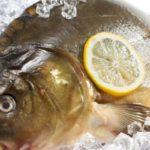 Рыба с небольшим содержанием жиров