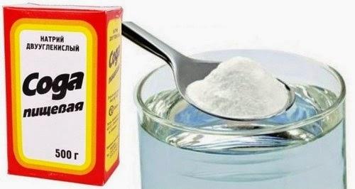 Сода при диабете