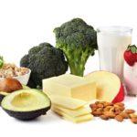 Употреблять продукты, богатые витаминами