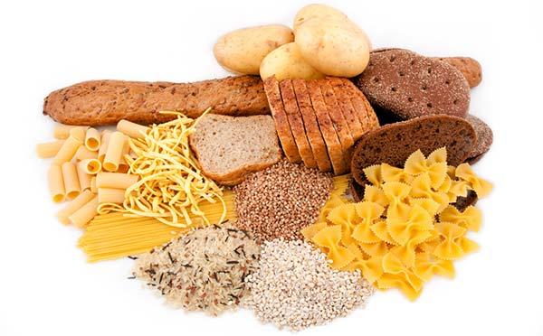 Диета с повышенным содержанием картофеля, хлеба