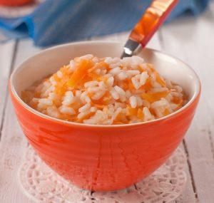 Морковь к каше
