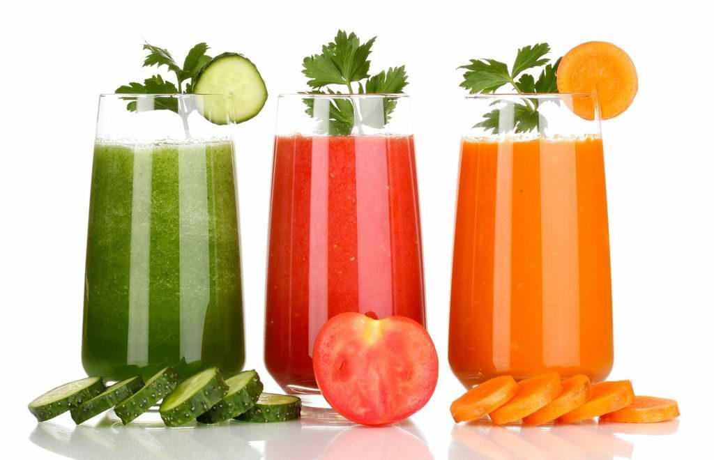 Овощные напитки при диабете