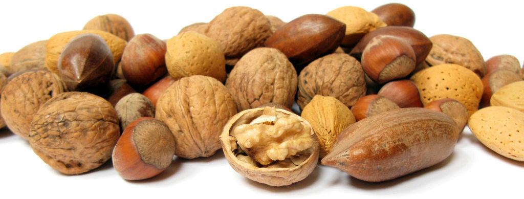 Орехи при диабете