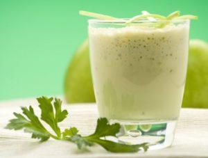 Сок из зеленой редьки