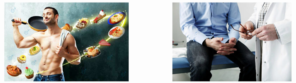 При низком употреблении фруктозы у мужчины может развиться бесплодие