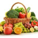 Фруктоза в овощах и фруктах