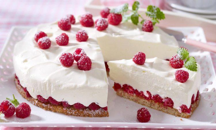 Сметанно-йогуртовый торт для диабетиков