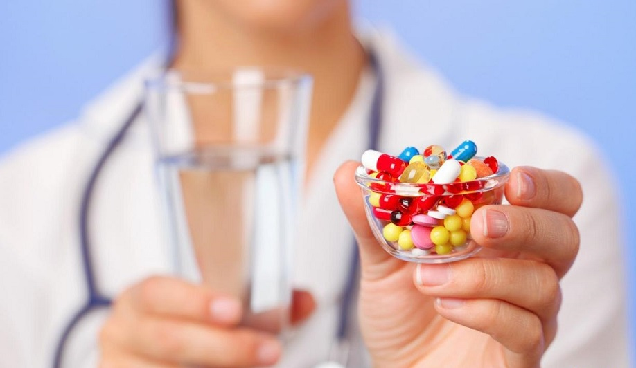 Отказаться от приема лекарственных препаратов