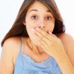 Характерный ацетоновый запах из ротовой полости