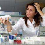 Хранение ампул препарата в неподходящем месте
