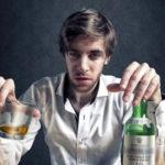 Хроническим алкоголикам
