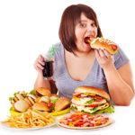 Из-за неправильного питания
