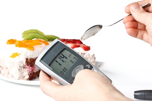 После приема пищи уровень сахара увеличивается