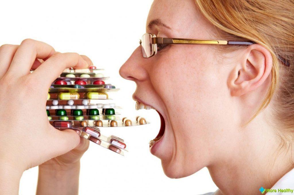 Смена препарата на аналог