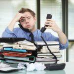 Умственное переутомление и стресс