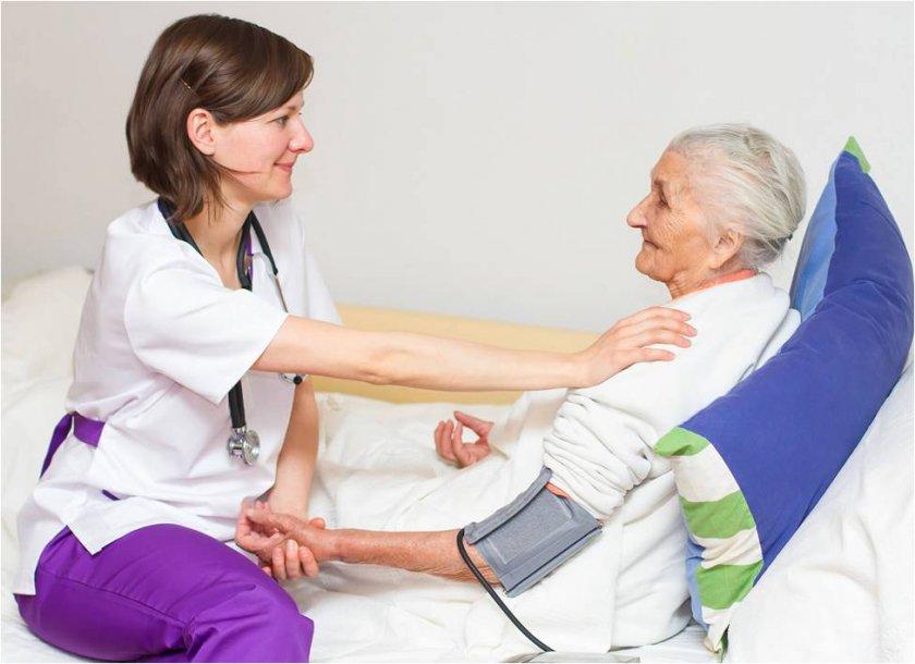 Пациенты пожилого возраста