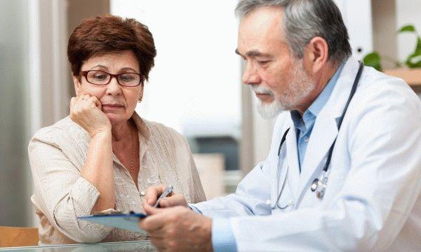 Регулярные визиты к лечащему врачу