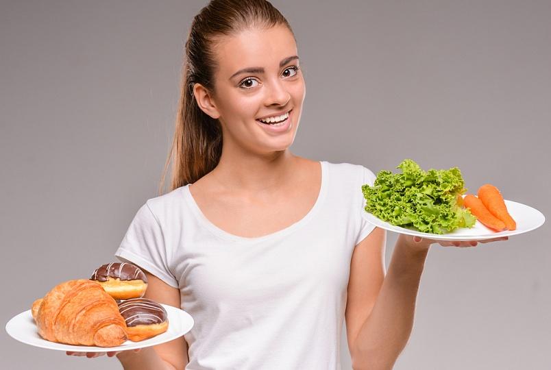 Строгая малокалорийная диета
