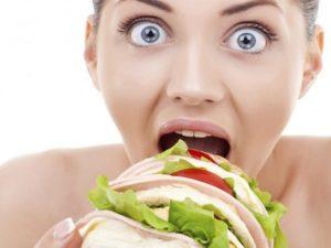 Неконтролируемый аппетит
