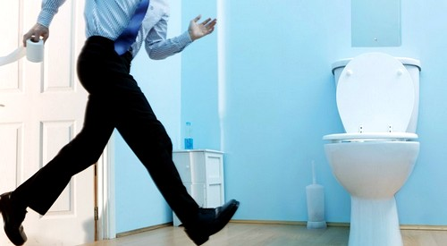 Походы в туалет учащаются