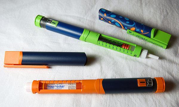 Обмен шприц-ручкой для инсулина