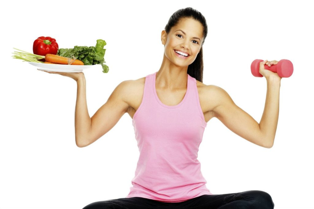 Придерживаться диеты и делать посильные физические нагрузки