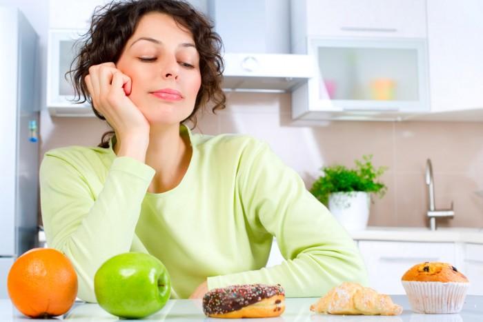 Задуматься о похудении